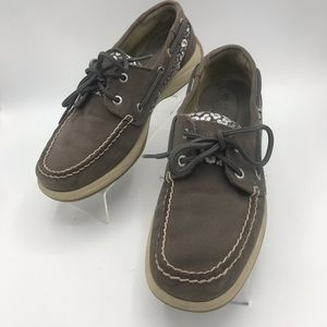 Sperry Top-siders size 7